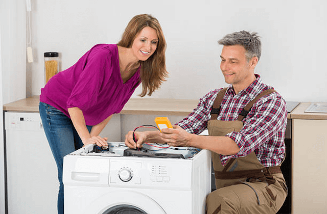 appliance repair redding ca